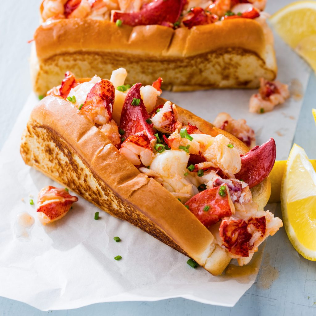 lobster lunch and learn